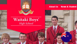Waitaki Boys